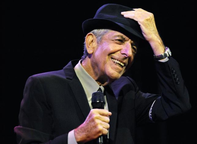 Leonard Cohen śpiewa 45 lat