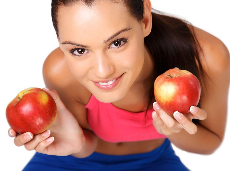 Zalety octu jabłkowego