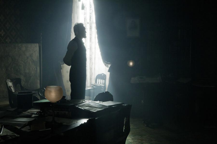 Daniel Day-Lewis jako \