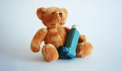Mniej zachorowań na astmę