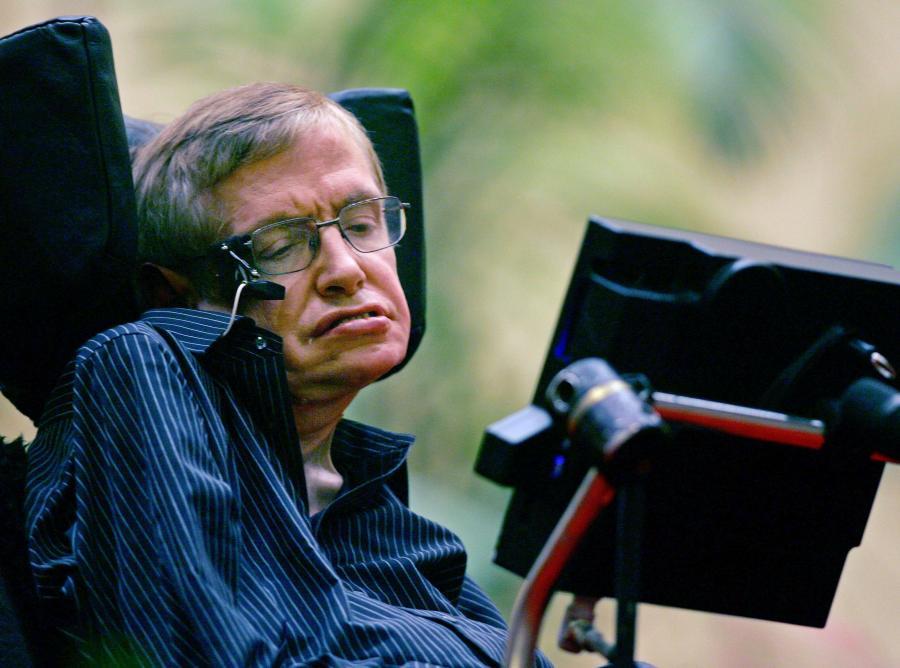 Stephen Hawking ma nowy syntezator mowy