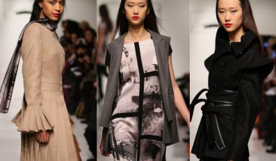 L. Catherine London - pokaz kolekcji jesień/zima 2013 na nowojorskim tygodniu mody