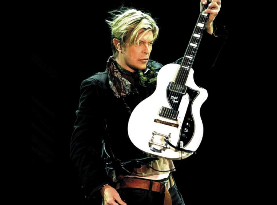 Bowie: Fani nie muszą lubić moich piosenek