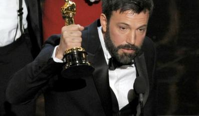 """Ben Affleck z Oscarem za """"Operację Argo"""""""