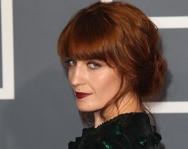 Florence Welch zaśpiewała \