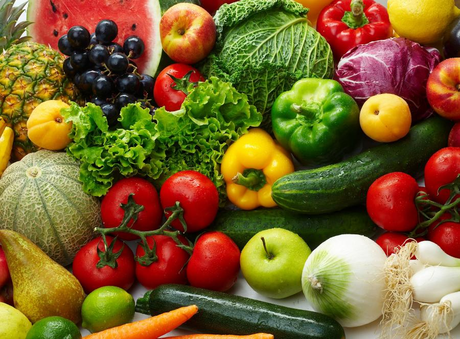owoce warzywa
