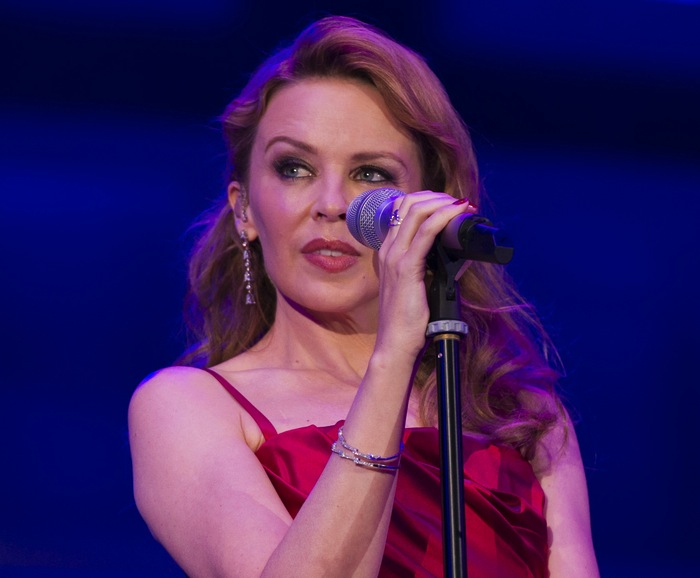 Kylie Minogue nagrywa z producentem Rihanny