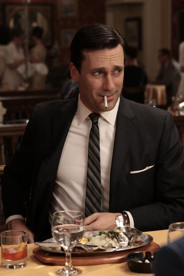 "9. Don Draper, ""Mad Men"" (Jon Hamm)"
