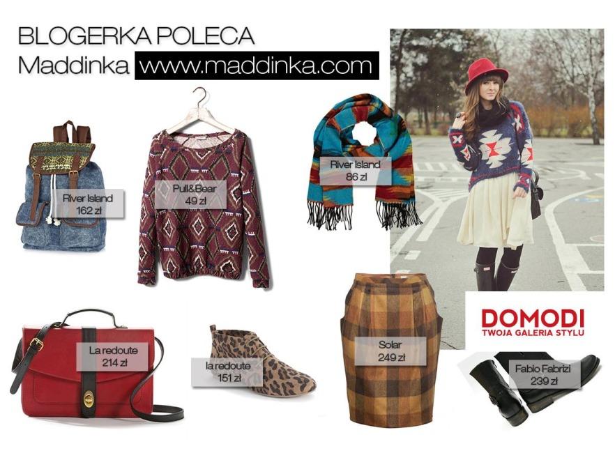 Modne stylizacje blogerek na wiosnę 2013