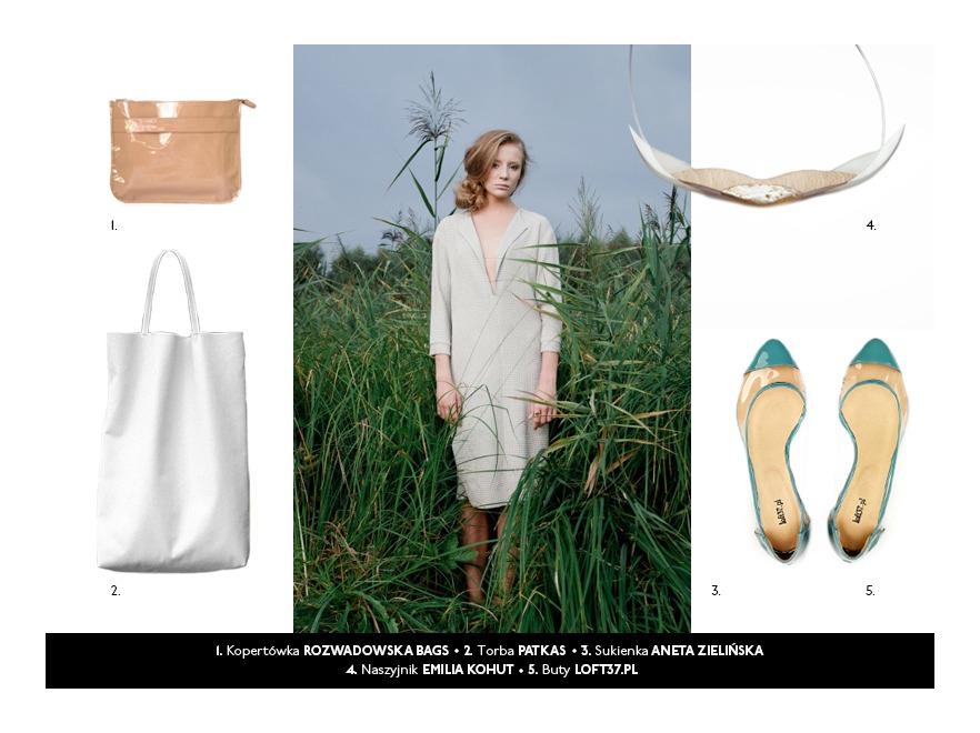 Moda wiosna 2013 - trend minimalistyczny