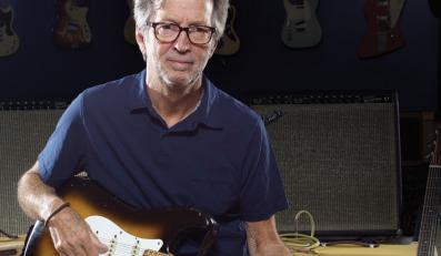 Eric Clapton gwiazdą Life Festival Oświęcim