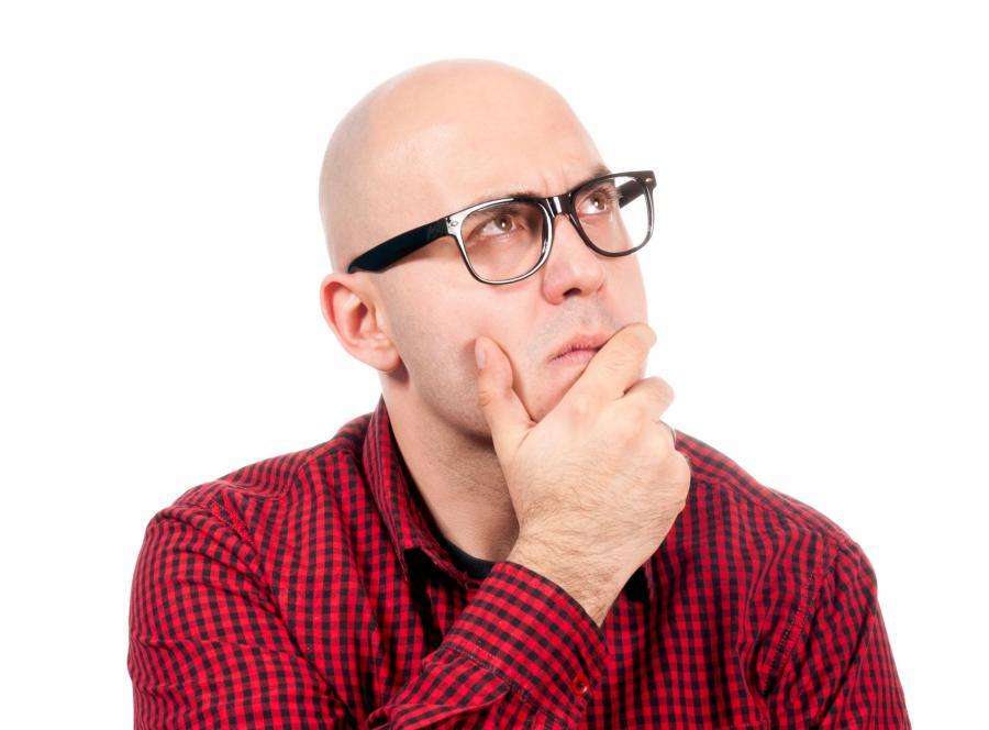 Sposób łysienia może zdradzać problemy z sercem