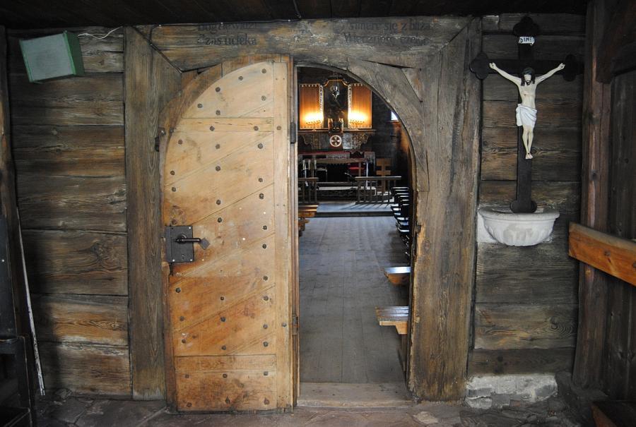 Kościoły drewniane na Górnym Śląsku