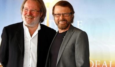 Benny Andersson i Björn Ulvaeus