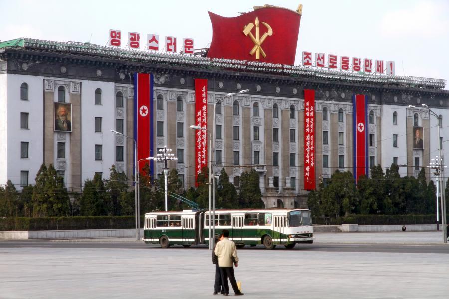 Koreański dyktator kazał rozstrzelać dygnitarzy za seriale