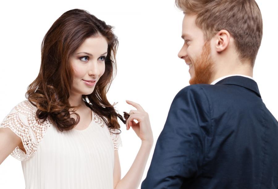 Flirt między kobietą a mężczyzną [PUNIQRANDLINE-(au-dating-names.txt) 51