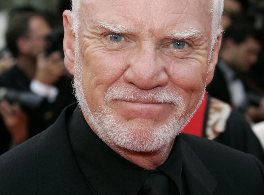 Malcolm McDowell w wywiadzie dla DZIENNIKA