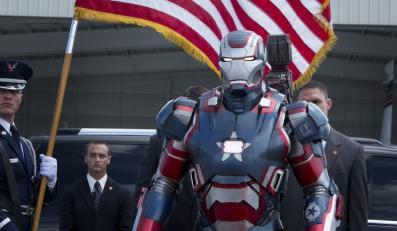 """""""Iron Man 3"""" w polskich kinach 9 maja"""
