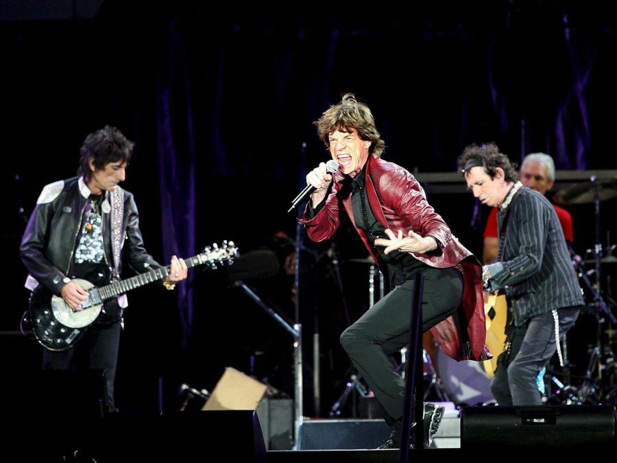 Koncerty The Rolling Stones w Ameryce nie cieszą się spodziewanym zainteresowaniem