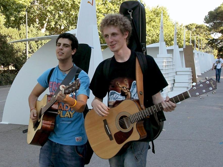 Chłopcy z gitarą