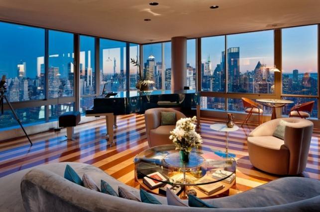 Apartament w Nowym Jorku