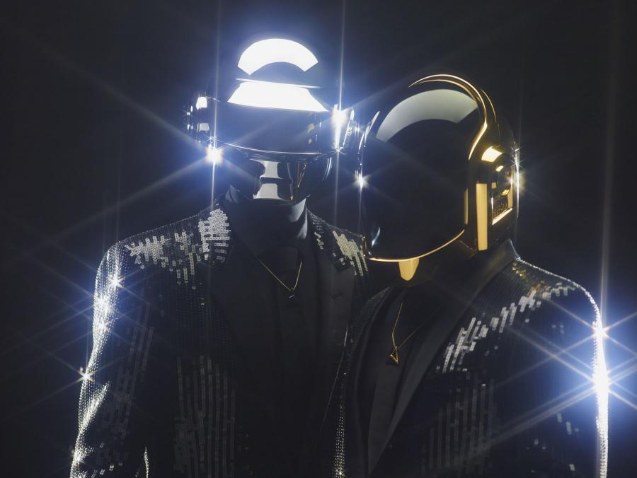 Daft Punk biją kolejne rekordy