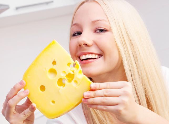 Ser żółty przywraca odpowiednie pH
