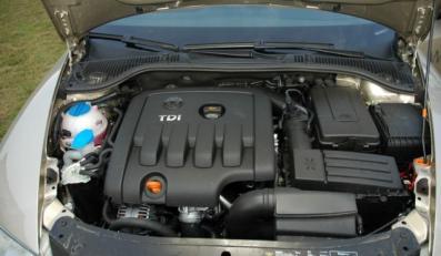 Nowy silnik Skody spali 4 litry