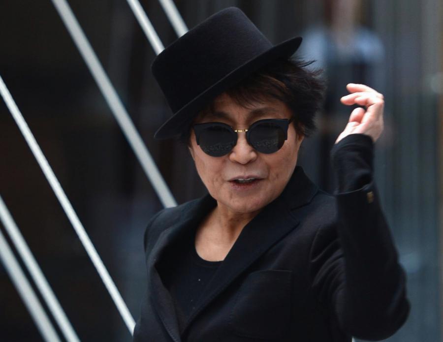 Yoko Ono zabiera w podróż do piekła
