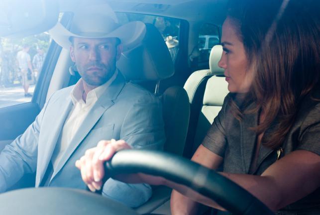 """Jason Statham i Jennifer Lopez w filmie """"Parker"""""""