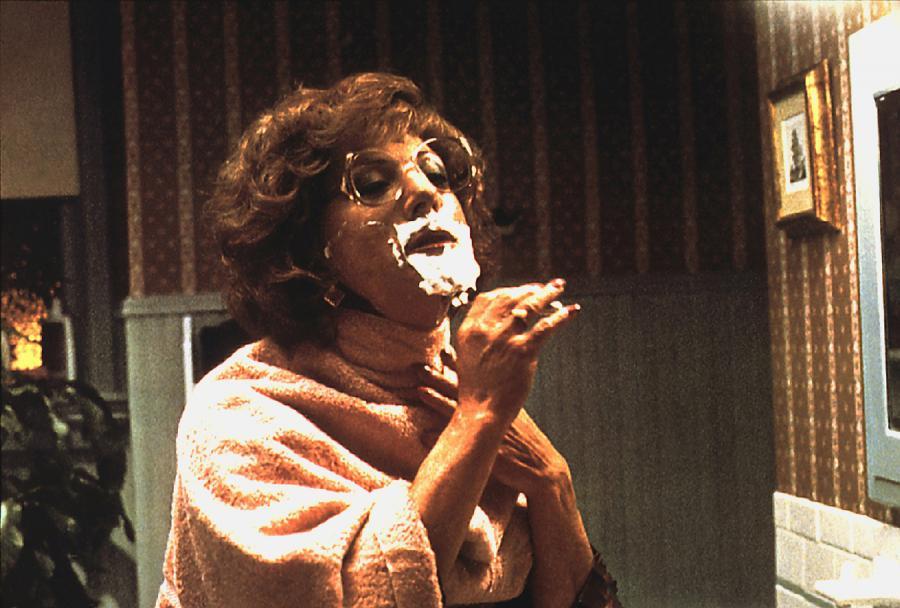 Dustin Hoffman jako Tootsie