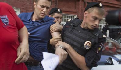 Aleksiej Nawalny krytykuje rosyjski wymiar sprawiedliwości