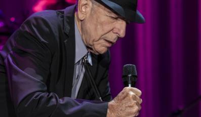 Polska ceni pomysły Leonarda Cohena