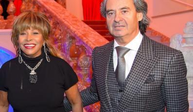 Tina Turner i Erwin Bach