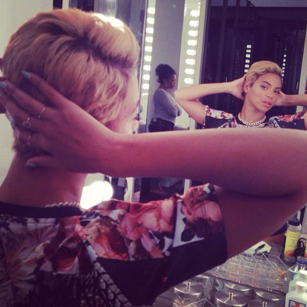 Beyoncé całkowicie odmieniona