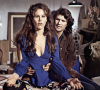 "Karen Black i Kris Kristofferson w filmie ""Cisco Pike"""