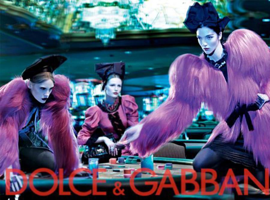 Nowa kampania reklamowa Dolce&Gabbana