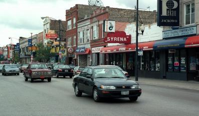 Polska dzielnica Jackowo w Chicago