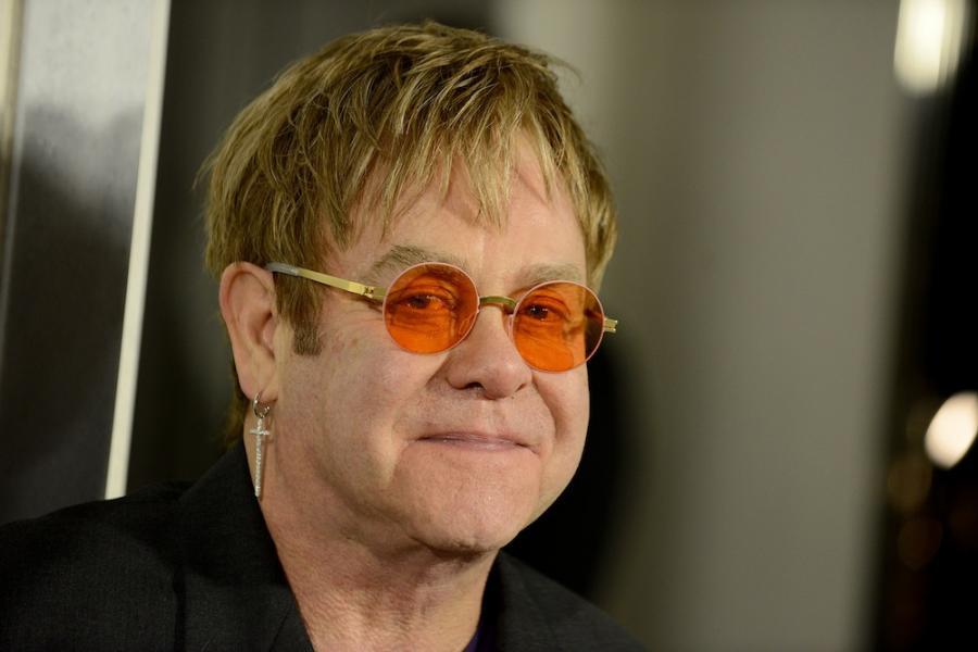 Elton John wrócił do domu