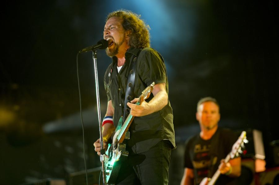 """Pearl Jam przedstawia """"Mind Your Manners"""""""