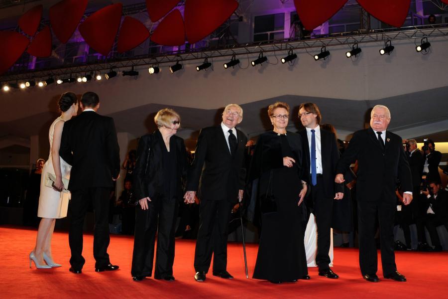 """Premiera filmu """"Wałęsa. Człowiek z nadziei"""""""