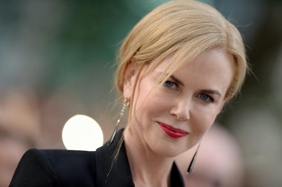 Nicole Kidman na premierze \