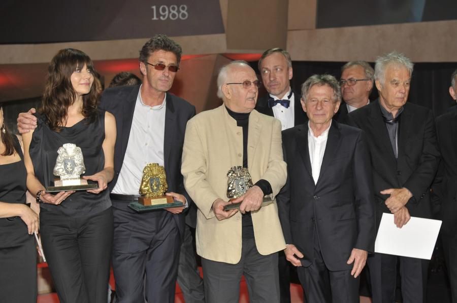Małgorzata Szumowska, Paweł Pawlikowski, Jerzy Antczak, Roman Polański, Jan Kanty Pawluśkiewicz i Bogdan Zdrojewski