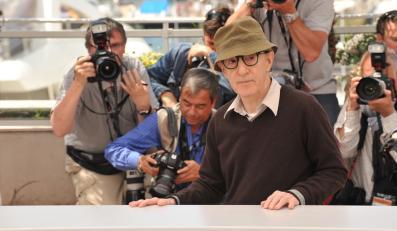 Honorowy Złoty Glob dla Woody'ego Allena