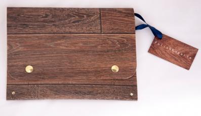 Koperty z drewna