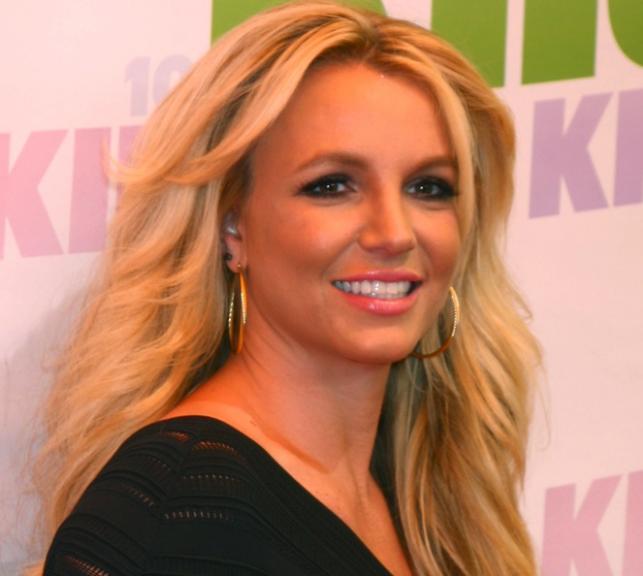 Britney Spears nie umie bez pizzy