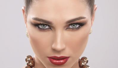 Modny makijaż na jesień 2013