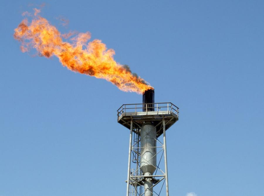 Złoża gazu - zdjęcie ilustracyjne