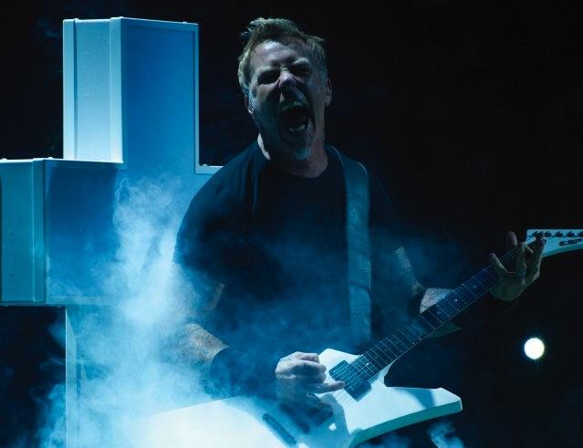 Metallica ponownie wydaje \