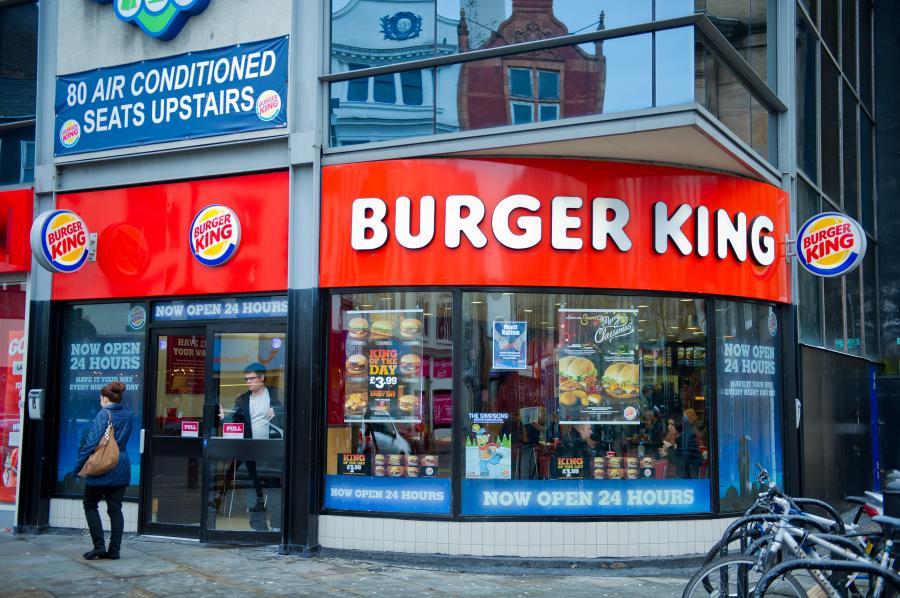 Restauracja Burger King